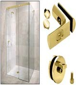 90 Degree Wall-to-Glass Hydroslide Accessory Kit