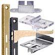 CRL Shelf Standards and Brackets