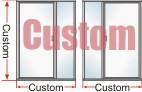 P3000 & P180 Custom Width & Height