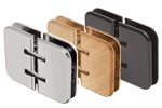 Estate 180 Series 180 Degree Glass-To-Glass Hinges