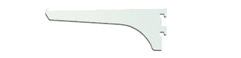 "CRL Brite Anodized 6"" Aluminum Bracket CRL 122BA6"