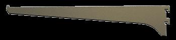"CRL Duranodic Bronze 12"" Aluminum Bracket CRL 122DU12"