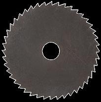 """CRL 2-1/2"""" Diameter 60 Tooth Kett Panel Saw Blade CRL 15766"""