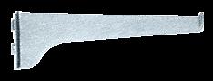 "CRL Anochrome 12"" KV Steel Bracket CRL 180A12"