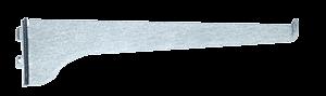 "CRL Anochrome 18"" KV Steel Bracket CRL 180A18"