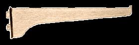 """CRL Brass 14"""" KV Steel Bracket CRL 180B14"""
