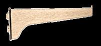 """CRL Brass 6"""" KV Steel Bracket CRL 180B6"""