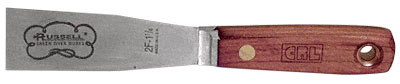 Russell 1-1/4 inch Flexible Putty Knife - CRL 2F114