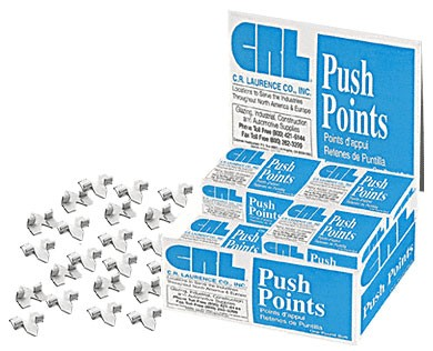 Push Points in a Retail Display Package - CRL 30