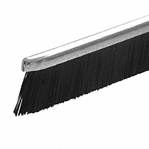 CRL Nylon Brush Weatherstrip for CR387 Series Door Rail CRL 387WS96
