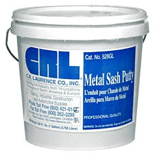 Gallon Metal Sash Putty - CRL 528GL