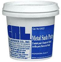Quart Metal Sash Putty - CRL 528QT