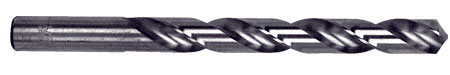 Jobbers Length 1/8 inch Fractional Size Drill - CRL 60118 Pack of 10