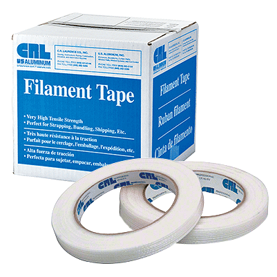 "CRL 1/2"" Filament Tape CRL 898T12"