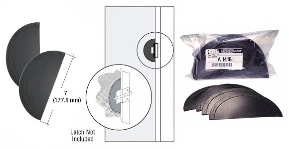 CRL Bulk Pack of Screen Door Pull Shields CRL A141B