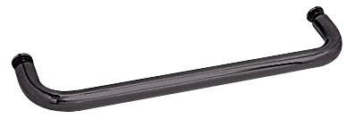 20 inch Oil Rubbed Bronze (BM Series) Single-Sided Towel Bar without Metal Washers - CRL BMNW20ORB