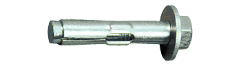 "CRL Concrete Anchor for 3/4"" Standoff Base CRL CA1420"