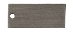 CRL Antique Brushed Nickel Color Chip CRL CH1PABN