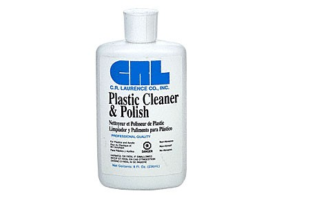 Plastic Cleaner & Polish - CRL CRL10