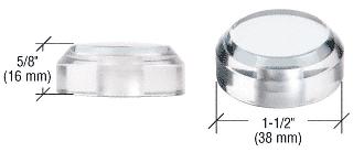 CRL Clear Acrylic Mirror Dimmer Knob CRL DKR112