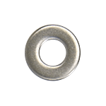 "CRL #10 Stainless Flat Washer for 1/2"" Standoff's CRL FW10S"