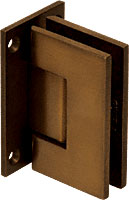Geneva 037 Series Oil Rubbed Bronze Wall Mount Full Back Plate Standard Hinge - CRL GEN037ORB
