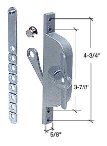"CRL Aluminum Universal Louver ""Break-Off"" Window Operator CRL H3546"