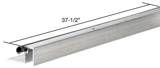 37-1/2 inch Head and Sill Weatherstrip - CRL HSW37