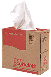 CRL Kimberly-Clark® WypAll® Workhorse® X80 Shop Towels CRL K41048