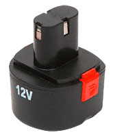 12 Volt DC Rechargeable Battery Cartridge for the LD188 - CRL LD188B