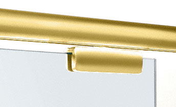 Brass Madrid Series Header Mount Kit - CRL MA02BR