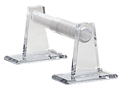 CRL Clear Acrylic Mirror Toilet Paper Holder CRL MPHC11