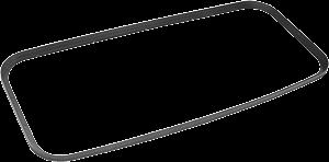 CRL/SFC 16 x 36 NewPort Sunroof Universal Trim Ring CRL RR5205