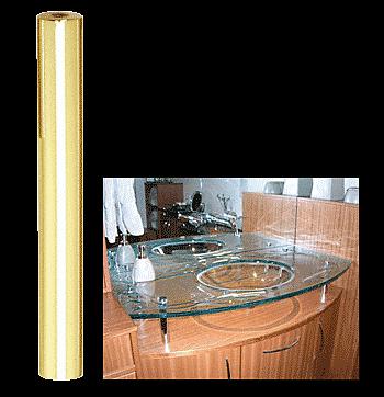 """CRL Brass 3/4"""" Diameter by 6"""" Long Standoff Base CRL S0B346BR"""