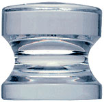 Traditional Style Crystal Knob - CRL SDK400CR
