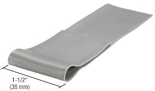 CRL Shower Door Flat Vinyl Sweep - 100' CRL SDS200C