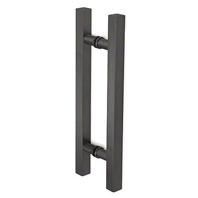 "Square Ladder Pull 6"" Back-to-Back CRL SLP6X60RB"