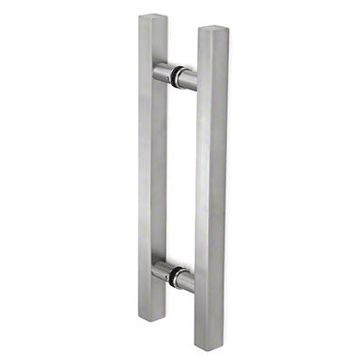 "Square Ladder Pull 6"" Back-to-Back CRL SLP6X6SC"