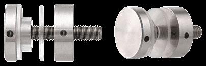 """CRL 1-3/16"""" Diameter Stainless Steel Standoff CRL SS30"""