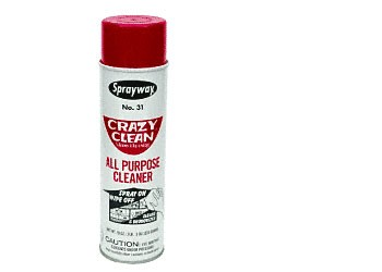 Sprayway Crazy Clean All Purpose Cleaner - CRL SW31
