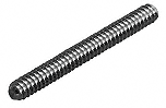 "CRL 3/8""-16 Zinc Threaded Rod CRL TR3816X36Z"