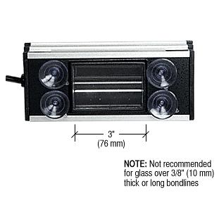 CRL Compact AC UV Curing Lamp - 110V AC 60Hz CRL UV240