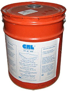 20 Liter Pail Evaporating Glass Cutting Oil - CRL V020
