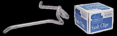 CRL Aluminum Industrial Sash Glazing Clips CRL W19