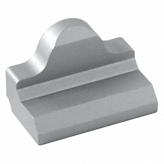 CRL Clear Anodized Handle Base CRL WH04011