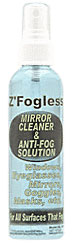 Anti-Fog Spray - 4 Oz Bottle - CRL ZSP2