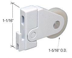 """CRL 1-5/16"""" Nylon Screen Roller Assembly - AG206"""