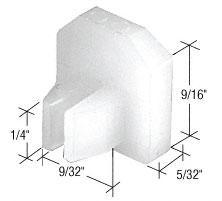 CRL Nylon Top Guide - D1717