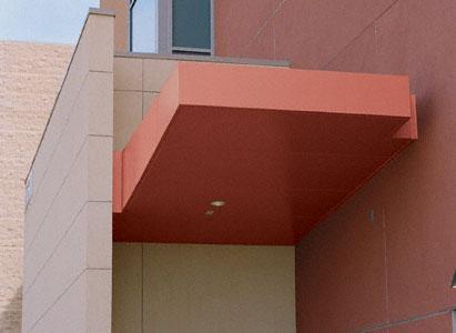 CRL Custom Color Newlar Deluxe Series Canopy Panel System - DWCN600CNL