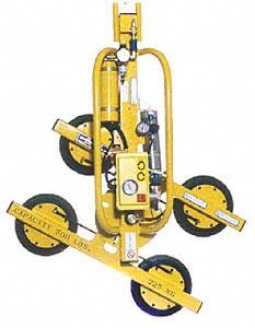 CRL Wood's™ Powr-Grip® Air Powered 500 Series Rotator - PR49A1RS
